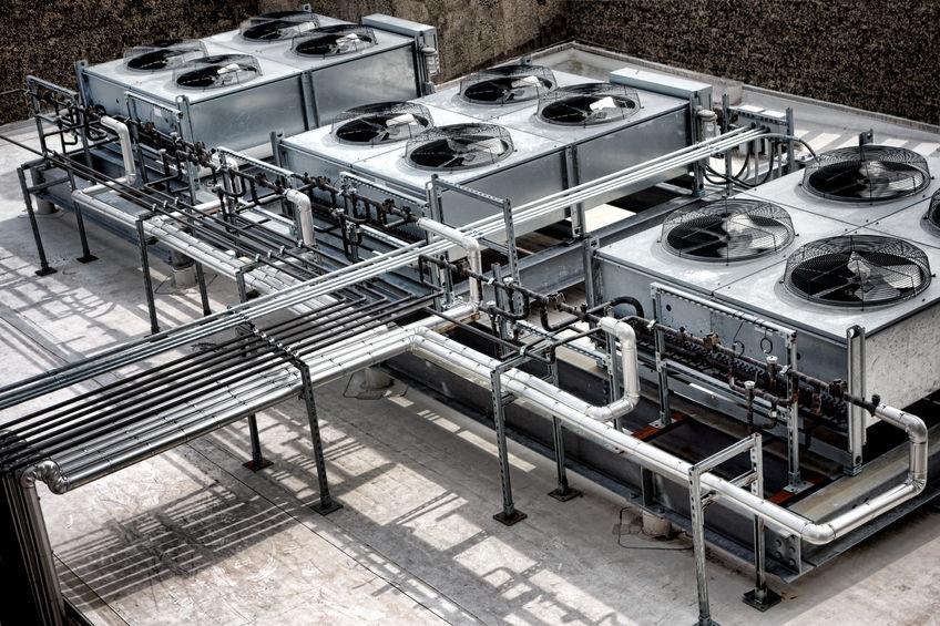 servicios de refrigeración industrial